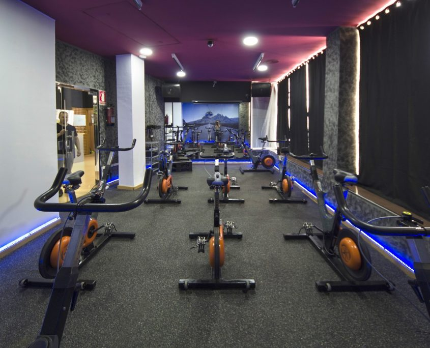 spinning progress fitness valles