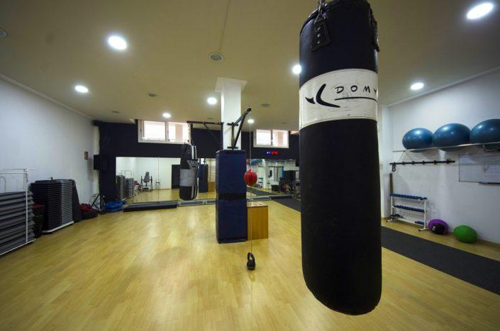 saco boxeo progress fitness